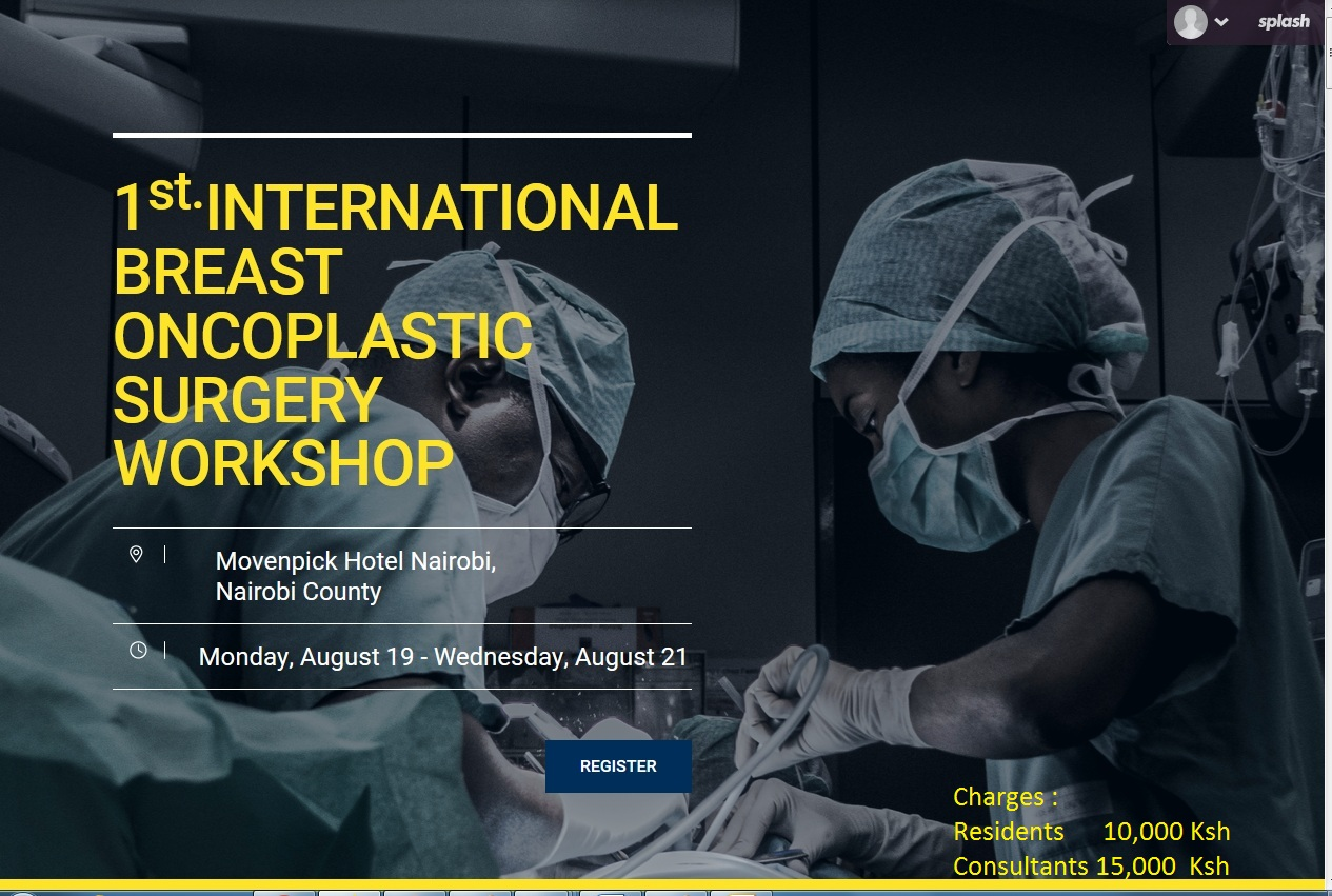 first-international-breast-oncoplastic-surgery-workshop